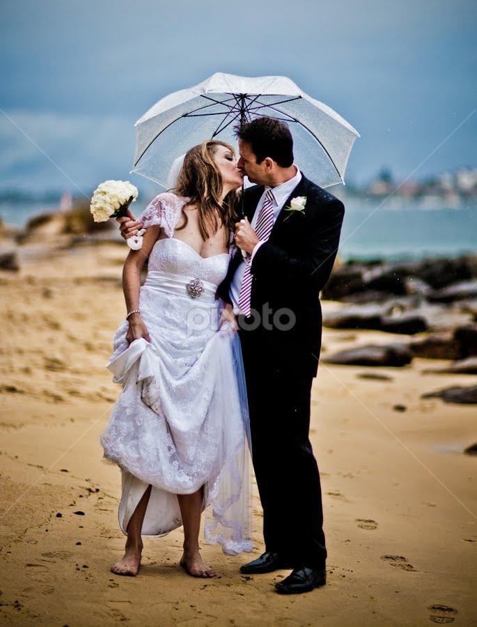 by Lindsay James - Wedding Bride & Groom