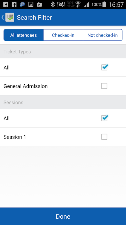 MyGuestlist Ticket Scanner – (Android Appar) — AppAgg