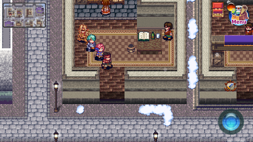 RPG Legend of the Tetrarchs - screenshot