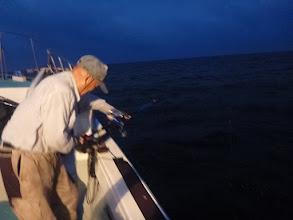 """Photo: 着々と魚の数を伸ばす""""イノウエさん""""!"""