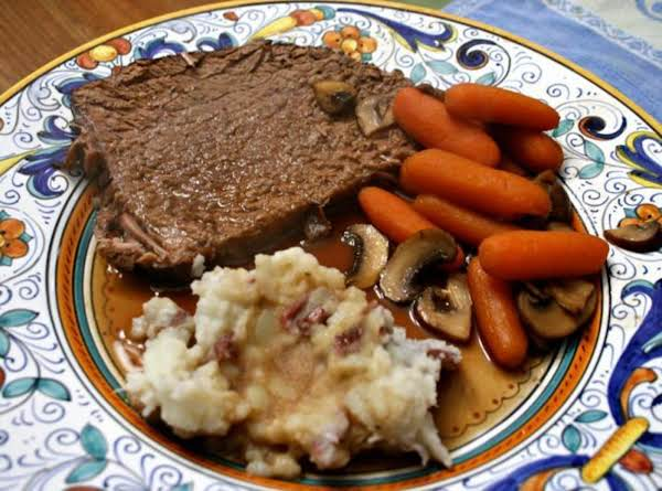 German Pot Roast Recipe