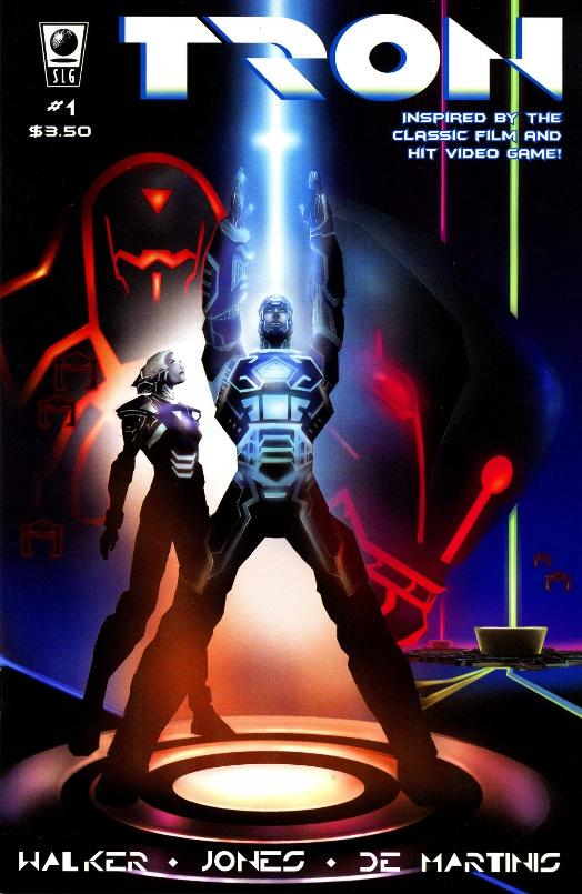 Tron: The Ghost in the Machine | Disney Wiki | Fandom