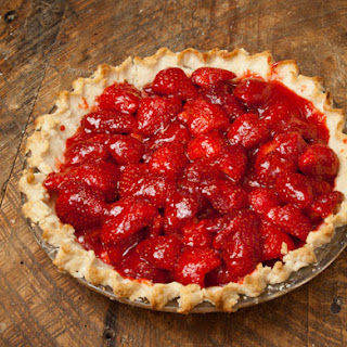 Springtime Fresh Strawberry Pie Recipe