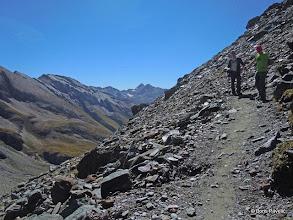 Photo: alpskim puteljcima prema cilju: višem sebi!