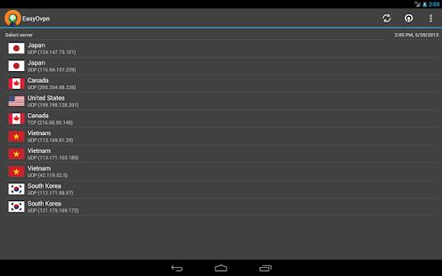 App EasyOvpn - Plugin for OpenVPN APK for Windows Phone