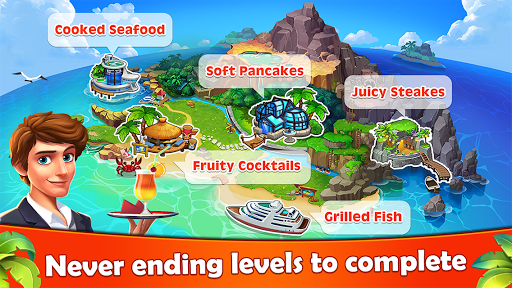 Cooking Joy - Super Cooking Games, Best Cook!  screenshots 2