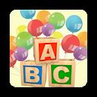 ABC aprender y jugar icon