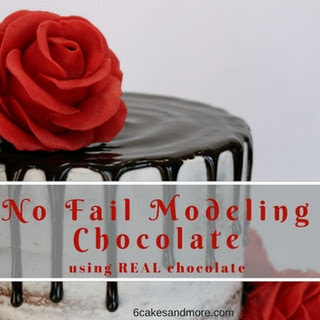 No Fail Modeling Chocolate (using REAL chocolate)!.