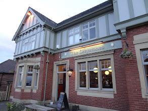 Photo: Next stop was Thornbridge's Greystones pub.