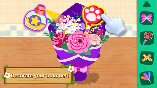 Little Pandau2018s Fashion Flower DIY apkpoly screenshots 11