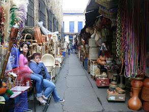 Photo: 2. Bogota, The Market