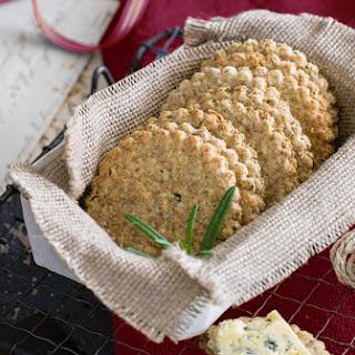Rosemary And Sea Salt Oatcakes