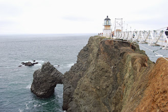 Photo: Point Bonita lighthouse