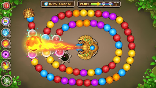 Jungle Marble Blast 1.1.3 screenshots 2