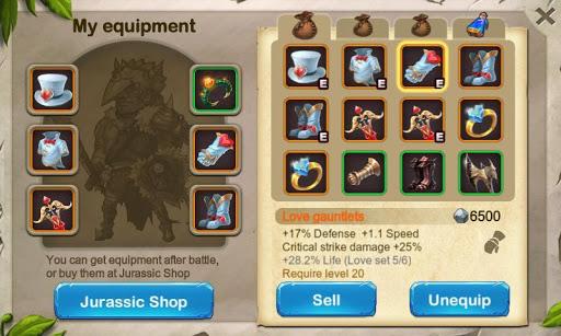 Dinosaur War screenshot 13