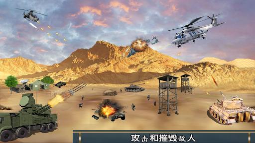 直升机 武装直升机 罢工 战斗