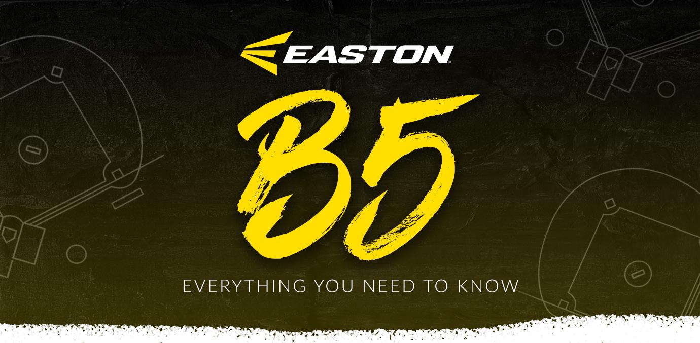 Easton B5 Blog Image