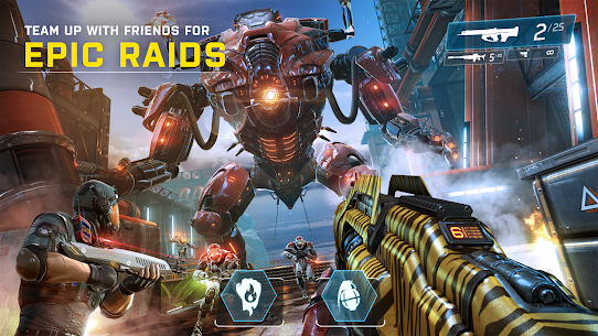 SHADOWGUN LEGENDS 3
