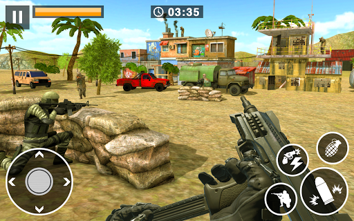 Counter Terrorist Critical Gun Mission 2.3 screenshots 2