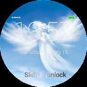 Angel Lock Screen
