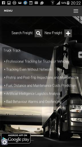 TruckTrack Monitor GPS Free