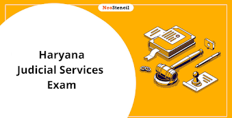 Haryana Judicial Services Exam 2020