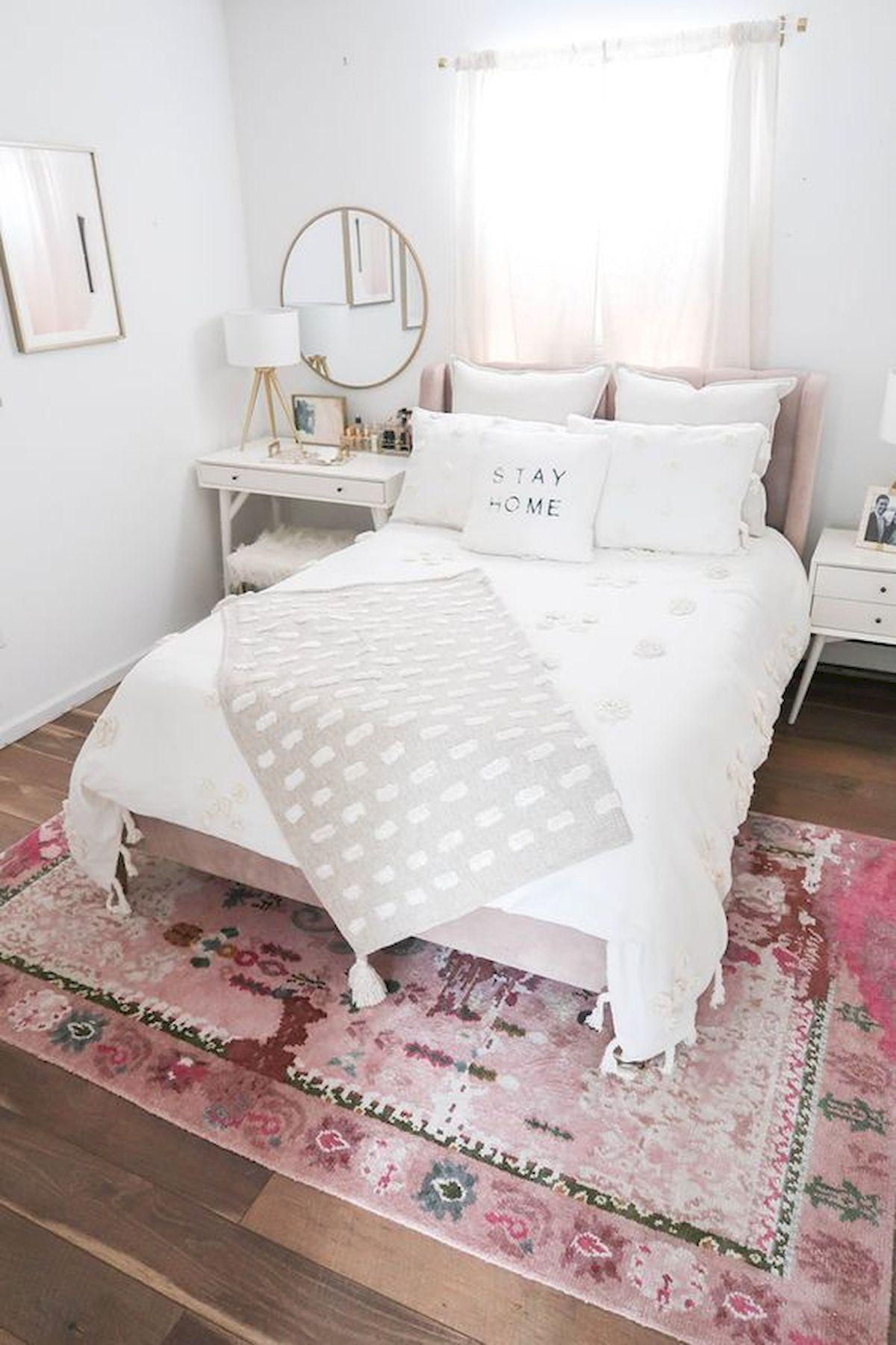 Cách bố trí và chọn nội thất phù hợp cho những cô nàng yêu thích sự đơn giản