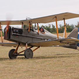 WW1 BY PLANE by Steven Carpenter - Transportation Airplanes
