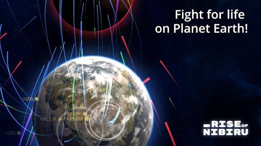 صعود نيبيرو: لقطات شاشة لتدمير كوكب الأرض 9