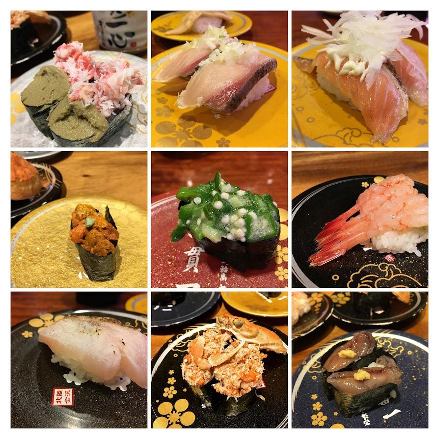 MoriMori迴轉壽司 (もりもり寿し) 近江町店
