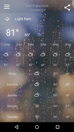 玩免費天氣APP|下載HumorCast - Authentic Weather app不用錢|硬是要APP