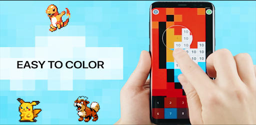 Pokezz - Color By Number for PC