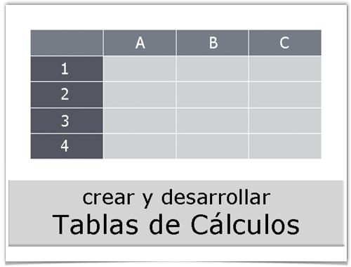 Tablas de Cálculos