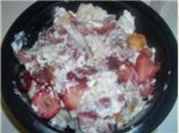 Strawberry Angel Food Trifle Recipe