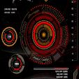 Futura HUD X1201 klwp theme