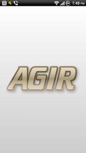 AGIR - náhled