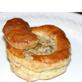 Vol Au Vent Recipes.