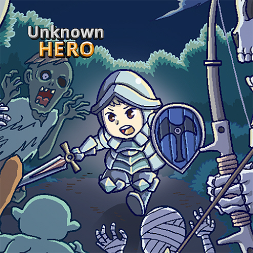 Unknown HERO - Item Farming RPG.(Mod) 3.0.265