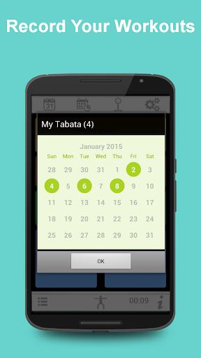Tabata Timer for HIIT 26.0.7 screenshots 4