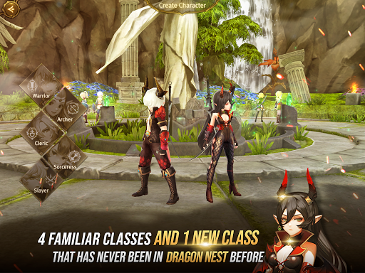 World of Dragon Nest (WoD) screenshot 16