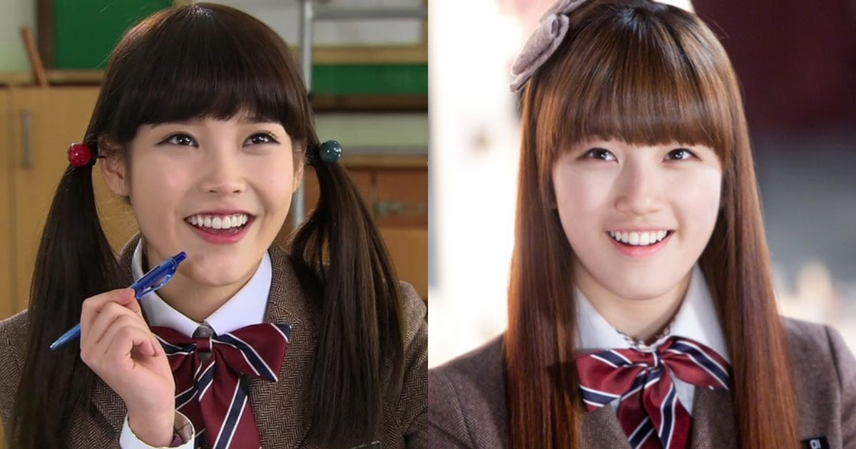 K-Pop friendship goals of IU and Suzy