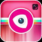 UCam Selfie Camera & Editor icon