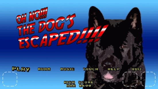 Oh No The Dog Escaped- screenshot thumbnail