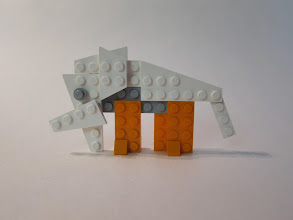 Photo: An elephant.  I really like this design because it demonstrates symbolic expression, which is a key idea behind the challenge.