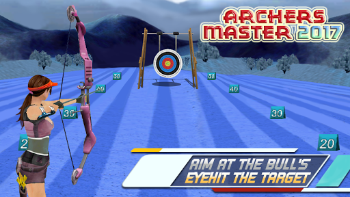 Archers master 2017 for PC
