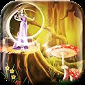 Fairy Tale Live Wallpaper HD icon