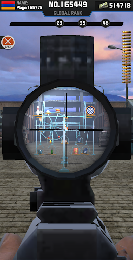 Shooting Range Sniper: Target Shooting Games Free screenshots 2