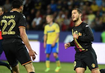 "Hazard: "" Ibra n'a pas besoin d'apprendre comment marquer """