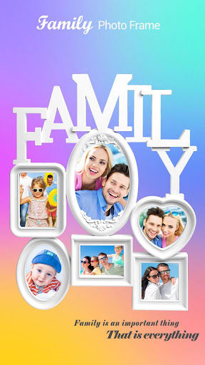 Family photo frame screenshot 1