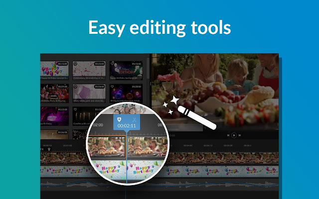 Video Editor for Chromebook & more: Free app